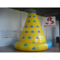 Wholesale 0.9mm (32oz) Durable PVC Tarpaulin Inflatable Water Climbing Tower from china suppliers