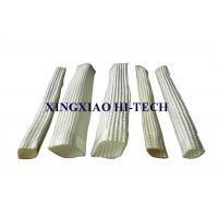 Wholesale White Color Wall Braided Heat Insulation Sleeve Flame Retardant 2.0 - 150mm from china suppliers