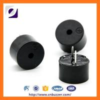 Wholesale Electro Magnetic Buzzer 5V 2700HZ , Black PPO Transducer For Alarm from china suppliers