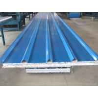 Buy cheap Zinc Coated Sandwich Panel For Roof And Wall from wholesalers