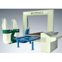 Wholesale Auto CNC Foam Contour Machine Cutter With Moving Table , Brake System from china suppliers