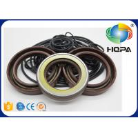 Buy cheap HPV102 HPV118 Pump Seal Kit for Hitachi ZAXIS200-3 Main Pump Black + Brown from wholesalers
