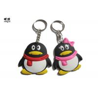Wholesale Penguin 3d Printed Keychain , Lovely Cartoon Character Keychains For Couple from china suppliers