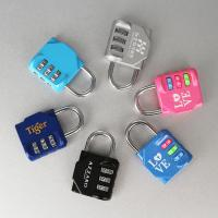 Wholesale Traveling Luggage Flexible Wire Padlock Suitcase Cable Padlock Heart from china suppliers