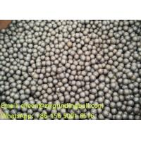 Wholesale High hardness hot rolling grinding steel balls for ball mill use , Dia 20-60mm from china suppliers