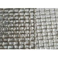 Wholesale Customized Crimped Stainless Steel Woven Wire Mesh For Liquid Filter from china suppliers