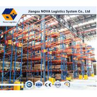 Wholesale Powder Coating Heavy Duty Loading Capacity Pallet Racking With Wide Range from china suppliers