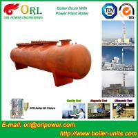 Buy cheap Natural Gas Boiler Drum Single Natural Circulation Type for Power Plant from wholesalers