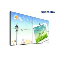 Wholesale 5.5Mm Ultra Narrow Gap 46 Inch Lcd Video Wall Display With Dp In And Out from china suppliers