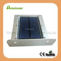 Wholesale Solar outdoor wall mounted led light from china suppliers