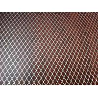 Wholesale flat Diamond Expanded Metal Fencing / Stainless Steel Wire Mesh from china suppliers
