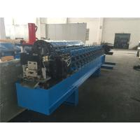 Wholesale 5.5KW Door Frame Roll Forming Machine Wire Electrode Cutting By Chain from china suppliers