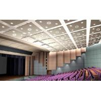 Buy cheap Wooden acoustic panel wall acoustic for Theatres from wholesalers