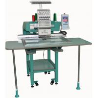 Wholesale Single Head Computerized Embroidery Machine for Cap & T-shirt from china suppliers