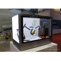 Wholesale Attract Eyeball Transparent LCD Display , Sound Function Can Be Formulated from china suppliers