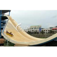 Wholesale Spray Park Equipment Water Pool Slides Surf n Slide Water Park , Anti UV and Safety from china suppliers