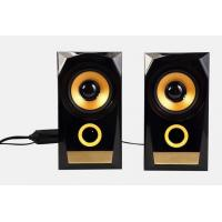 Quality 10W Wooden Sound Bass Computer Speakers High End Loud For Music for sale