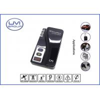 Quality GT60 Portable Quad Band Assert / Fleet Management / Car GPS Trackers by GSM 900 / 1800 / 1900Mhz for sale