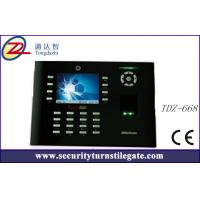 Wholesale Time Attendance Device Fingerprint Attendance Machine with card camera photography from china suppliers