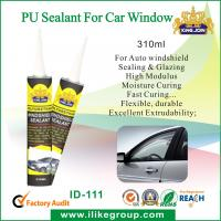 Wholesale Flexible Polyurethane Construction Sealant For Auto Windshield Sealing And Glazing from china suppliers