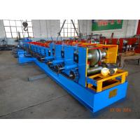 Wholesale 80-300 Model with Hydraulic Drive C Purlin Roll Forming Machine / Purlin Roll Forming Equipment from china suppliers