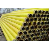 Wholesale API 5L / API 5CT Yellow Foamed Insulation Steel Pipe For Oil or Gas Pipeline from china suppliers