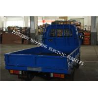 Wholesale Two Seats Small Electric Truck Bule Single Cab BD-2B Vehicle Type For Material Transport from china suppliers