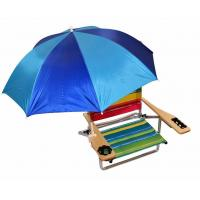 Wholesale Umbrella Beach Clamp-On Sun Raining Protection Outdoor Garden Camping Home Blue from china suppliers
