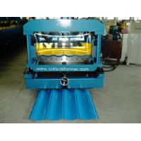 Wholesale Glazed Roofing Tile Roll Forming Machine from china suppliers