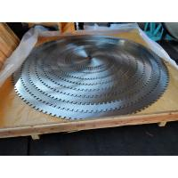 Wholesale Multi blade 75Cr1 material circular saw blank and steel core for granite cutting from china suppliers