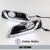 Wholesale Holden Malibu DRL LED daylight driving Lights car front light upgrade from china suppliers