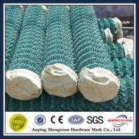 Wholesale BSC approval Africa market diamond mesh chain link fencing from china suppliers