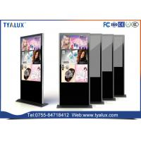 Wholesale 65Inch 2-32 point Multitouch and Windows 10 Free Standing Digital Signage Kiosks from china suppliers