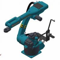 Wholesale 1.1kw-12.5kw 	6 Dof Robotic Arm Material Handling Robots Customized Mechanical Arm Kit from china suppliers