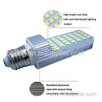 Wholesale LED G24 Horizontal Plug Lamp 5050 series from china suppliers