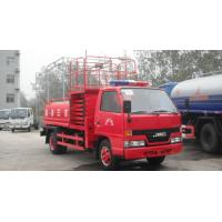 Wholesale JMC high altitude fire fighting water truck from china suppliers