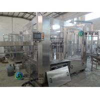 Wholesale Juice Glass Bottle Filler Machine Beverage 3 in 1 Monoblock Filling Machine from china suppliers