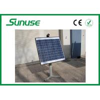 Wholesale full automatic Small Dual Axis Solar Panel Tracking System 80W 1160mmx676mmx35mm from china suppliers