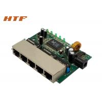 Wholesale OEM 5 Port Ethernet Switch Module With External Supply Power Adapter DC from china suppliers
