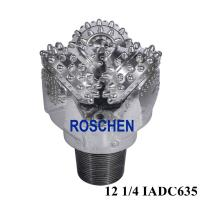 Wholesale Three Roller Tricone Drill Bit 8 1/2 Inch for Hard Rock Drilling from china suppliers