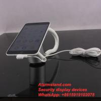 Wholesale COMER anti-lost alarm Aluminum Cell Phone Holder Mobile Phone Stand Universal Desktop Charging Dock for iPhone Huawei/LG from china suppliers