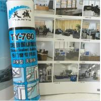 China Bongding Silicone Glazing Sealant , Liquid Auto Roof And Gutter Sealant on sale