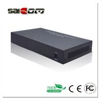 100Mbps 1FX+8FE Ports Fast Ethernet Network POE Switch