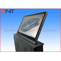 Wholesale Adjustable Meeting LCD Motorized Computer Monitor Lift With 18.5 Inch Touch Screen from china suppliers