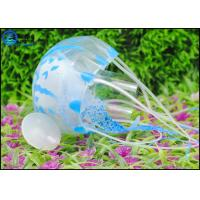 Wholesale Multi-color Floating Silicone Artificial Jellyfish Decoration For Underwater World from china suppliers