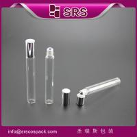 Wholesale Shengruisi packaging BLP-15ml glass roll on bottle with aluminum or PP cap from china suppliers