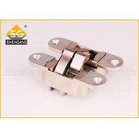 Wholesale Cupboard 180 Degree Three Way Hinge , Adjustable Interior Door Hinges from china suppliers
