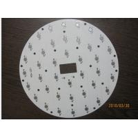 Wholesale Single sided and 2oz copper thickness aluminium pcb with HASL for led light from china suppliers