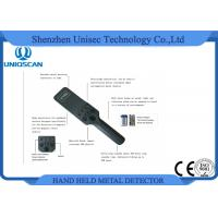 Wholesale 4 levels high sensitivity hand held metal detector super scanner from china suppliers