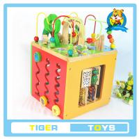 Wholesale educational toys for kids-Wooden Toy beads for counting from china suppliers